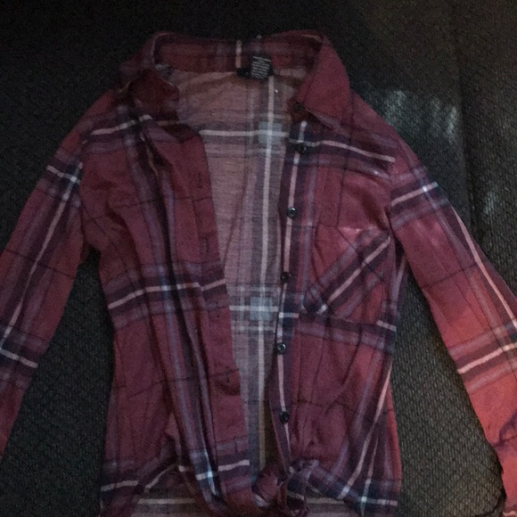 Rue21 Sweaters - Flannel